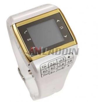 New dual sim watch cell phone waterproof