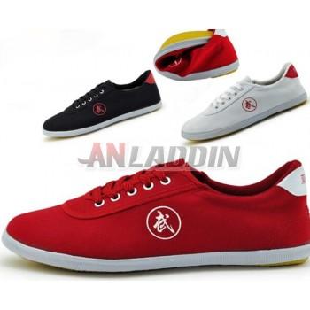 Oxford flat heel martial arts shoes