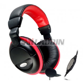 PC Gaming Headset Headphone with Microphone
