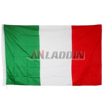 Polyester multiple sizes national flag