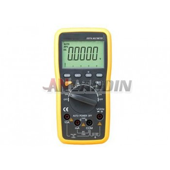 Precision digital multimeter with USB interface