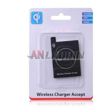 Qi wireless charger receiver chip for Samsung S4 / i9500 / i9505 / i9508