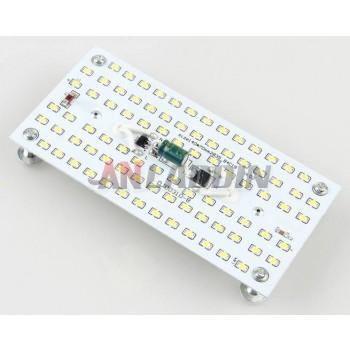 Rectangular 14 * 7cm 9W 2835 SMD LED light panel