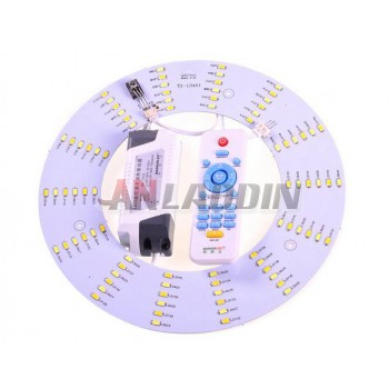 Remote control dimmer 21-30W SMD LED lights panel