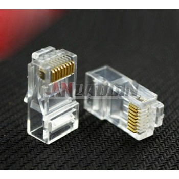 RJ45 network cable Crystal Head