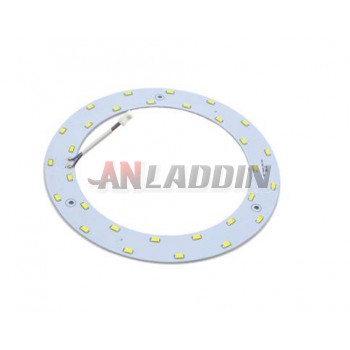 Round 15-24W SMD LED lights panel
