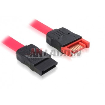 SATA 2.0 data extension cable / for serial devices 50 cm