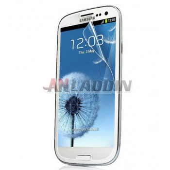 Screen protector for Samsung S3
