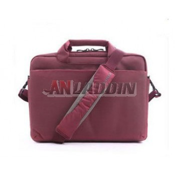 Shoulder portable laptop bag