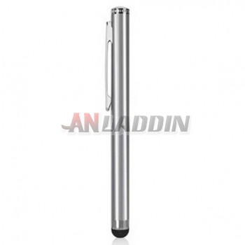 Silver 11CM Touch screen stylus