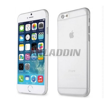 Simplicity thin silicone case for iphone 6 plus