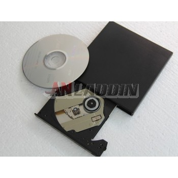 Slim External DVD burner usb external burner, double-layer support