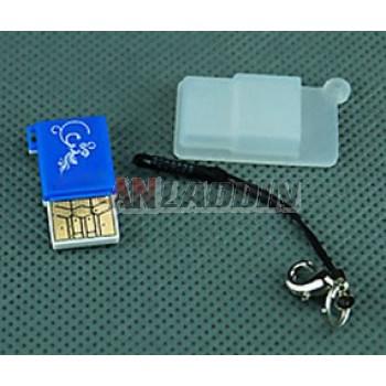 Small TF card reader