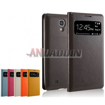 Smart Case with window for Samsung S4