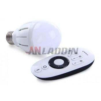 Smart Dimmable 6W E27 5730 SMD LED bulbs