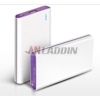 Smart phone Universal 5500 mA mobile power bank