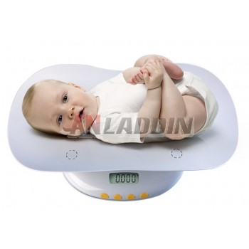 Split type electronic Baby scale