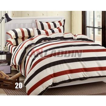 Spring and Autumn 4pcs bedding sheet set