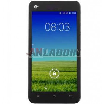 GSM 5-inch dual-core smartphone