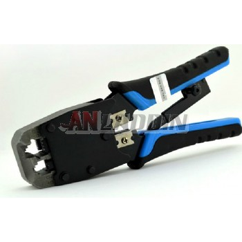 TF-500R dual-use network cable crimping pliers