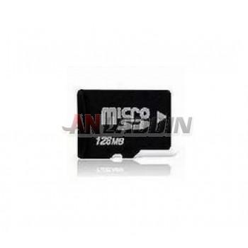 TF / micro sd 128MB memory card
