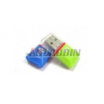 TF card reader USB2.0