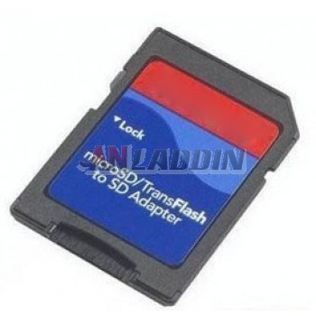 TF to SD Memory Card Adapter