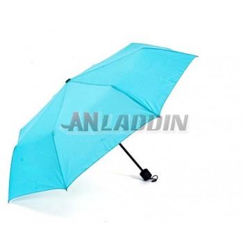 three- folding UV protection umbrella