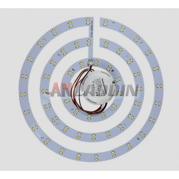 Three Annular 28W-36W 5730 SMD LED lights panel