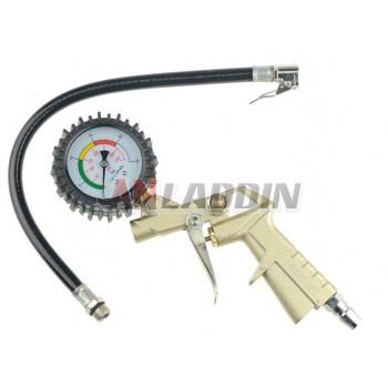 Tires pressure gauge / barometers