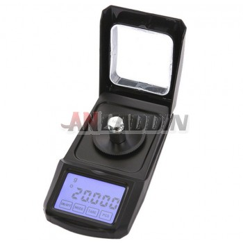 Touch Screen jewelry scale 20 g / 0.001g
