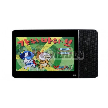 Touch Screen MP4 Player / 3D sound effects