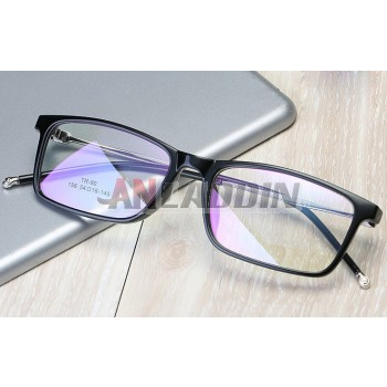 TR90 universal black prescription glasses frame