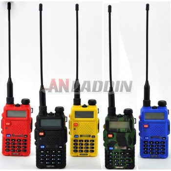 Two-way radio walkie-talkie 5W UV2 HZT-7R