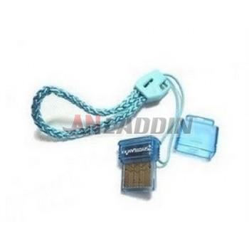 Ultra-small microsd TF card reader