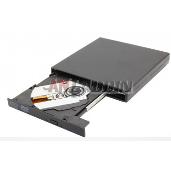 Ultra-thin laptop USB Removable external dvd drive