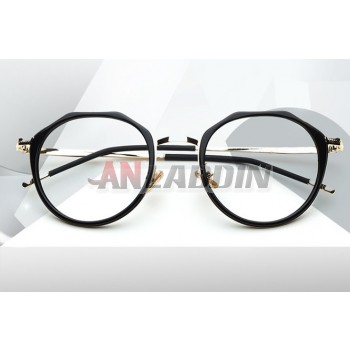 Ultralight irregular prescription glasses frames
