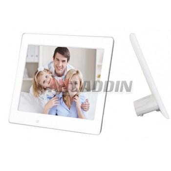 ultrathin Digital Photo Frame / 8 inch high-definition screen