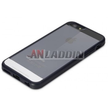 Ultrathin transparent silicone case for iphone 6