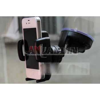 Universal automotive phone holder