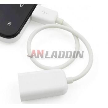 Universal OTG micro usb data cable