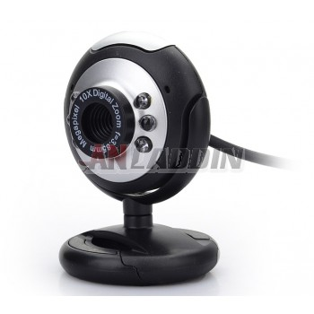 Usb 12MP HD Webcam PC Camera with Microphone
