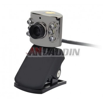 Usb HD Webcam PC Camera with Microphone