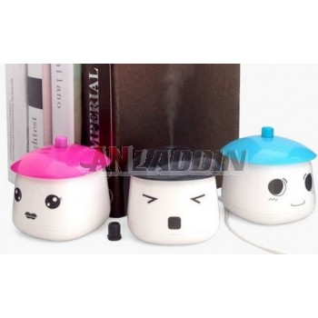 USB humidifier / mini car air purifier