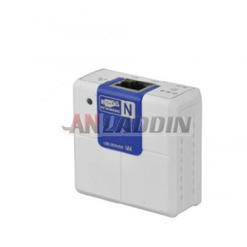 USB Network Print Server / Scanner printing machine