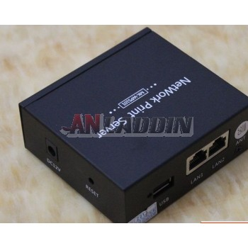 USB Network Print Server
