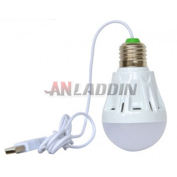 USB saving lamps / 5W USB LED bright lights