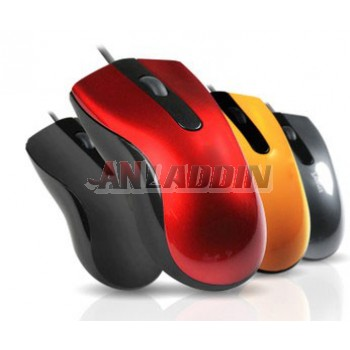 USB Wired Optical Mouse