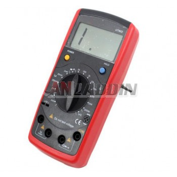 UT602 Digital Multimeter / digital inductance capacitance meter