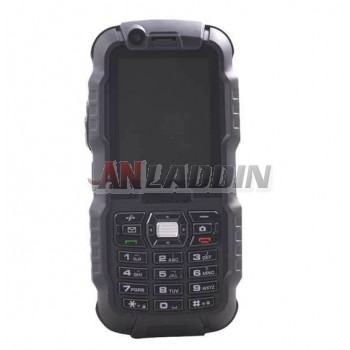 Waterproof drop resistance mobile phone with WIFI